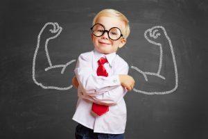 raising self confident kids