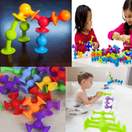 Pop Suckers stick suction cup fun toy