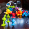 pop suckers suction cup bath toys bathing fun