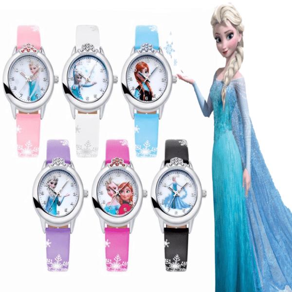 snow queen frozen Elsa Anna watches