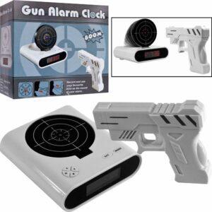 sniper gun alarm clock