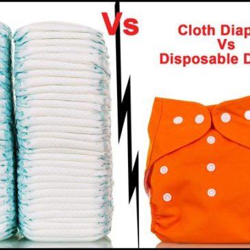 Cloth vs Disposable: The Ultimate Diaper Debate