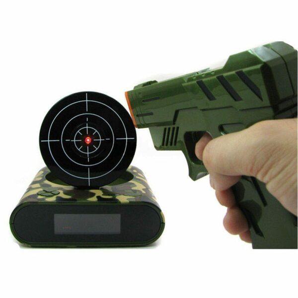 sniper alarm clock camou