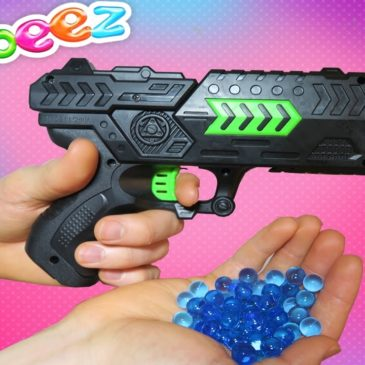 Orbeez Guns vs Nerf Guns: A Parent-Friendly Solution