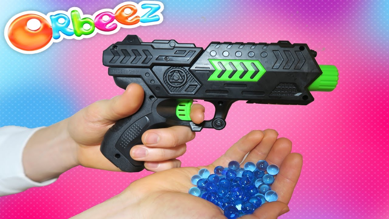 ultimate orbeez gun nerf guns