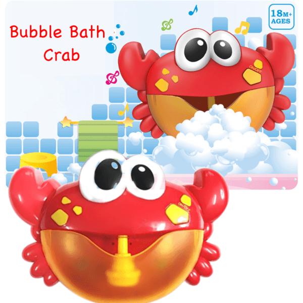 Bube bath crab
