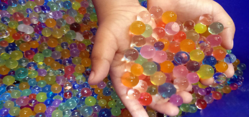 what if you swallow orbeez