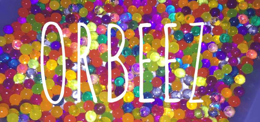 fun ways to use orbeez