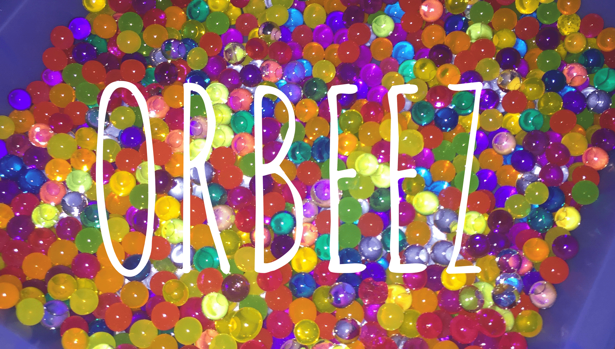 fun ways to use orbeez