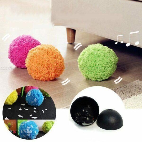 clean ball on sale mop ball