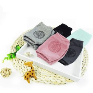 cotton baby knee pads protection sleeves