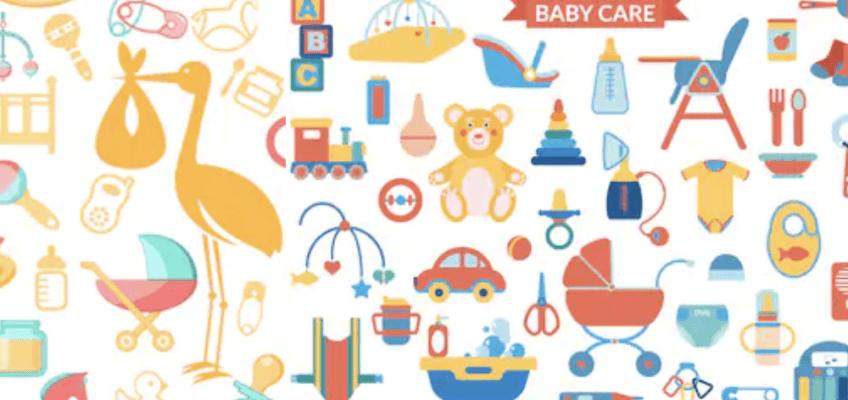 unusual baby supplies