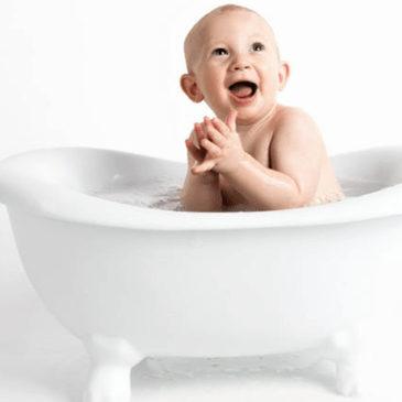 Bath Time Tips for New Parents