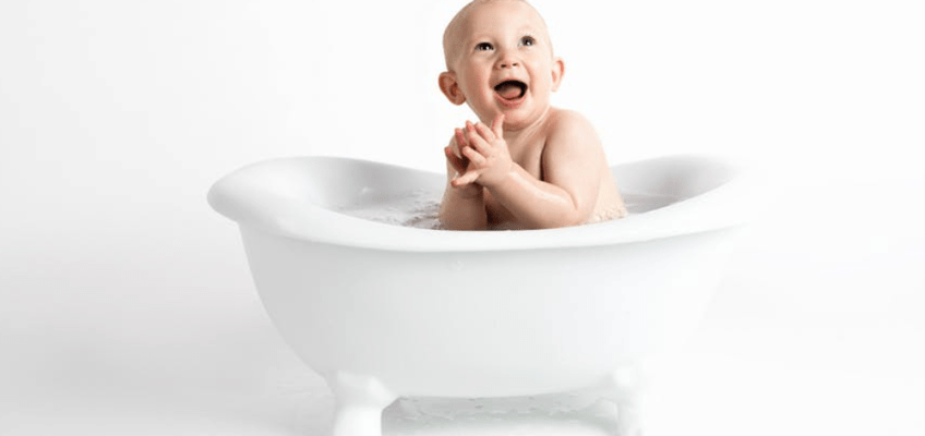make bath time fun for your baby