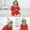 rooster baby jumpsuit romper costume