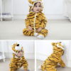 tiger romper for kids
