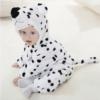 Dalmatian onesie romper