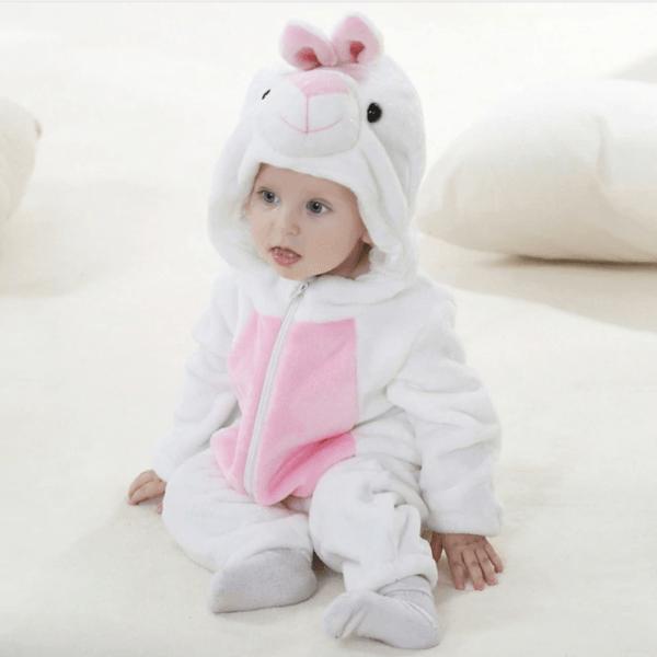 sheep onesie costume