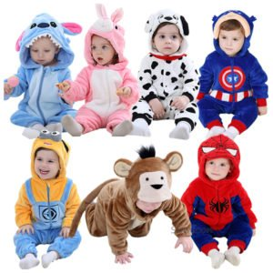 super cute onesie costume rompers for kids up to 2 years