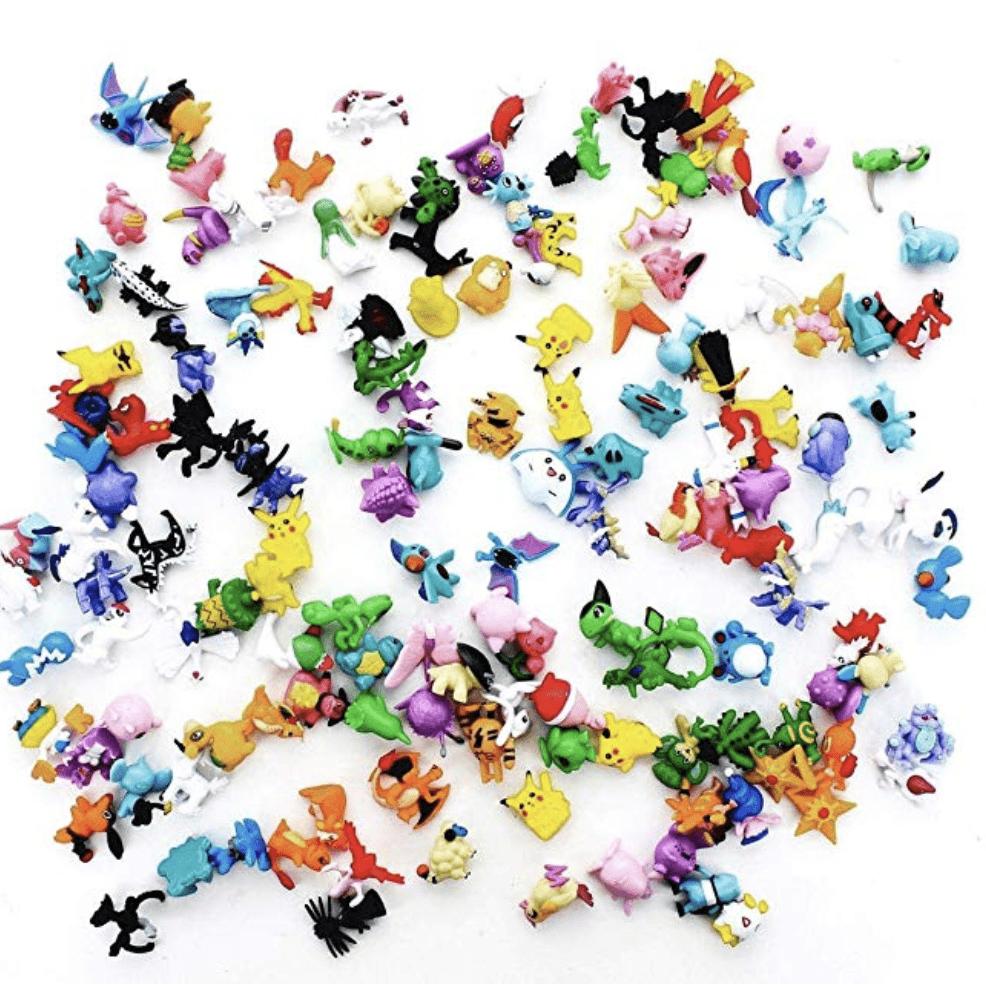 144 Pokémon Figures