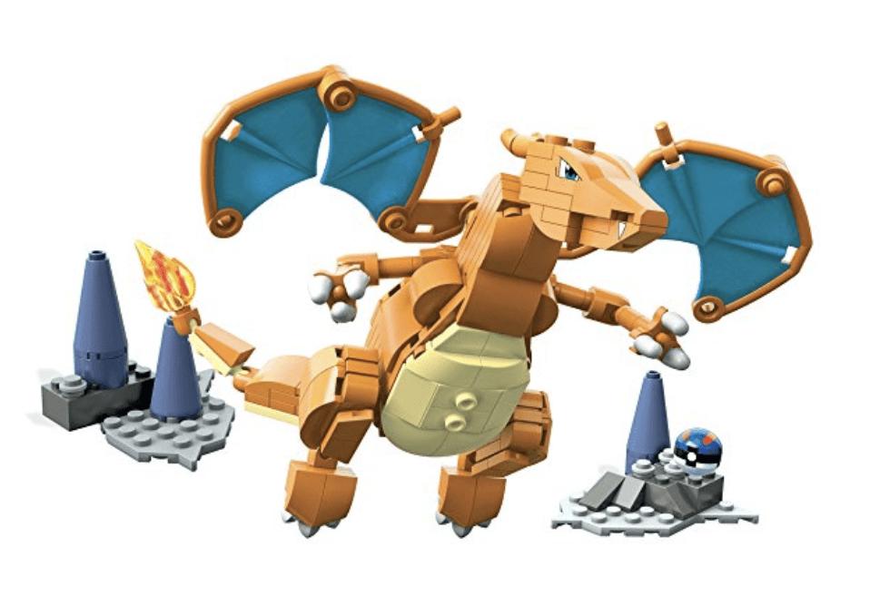 Mega Construx Pokémon Charizard Building Set
