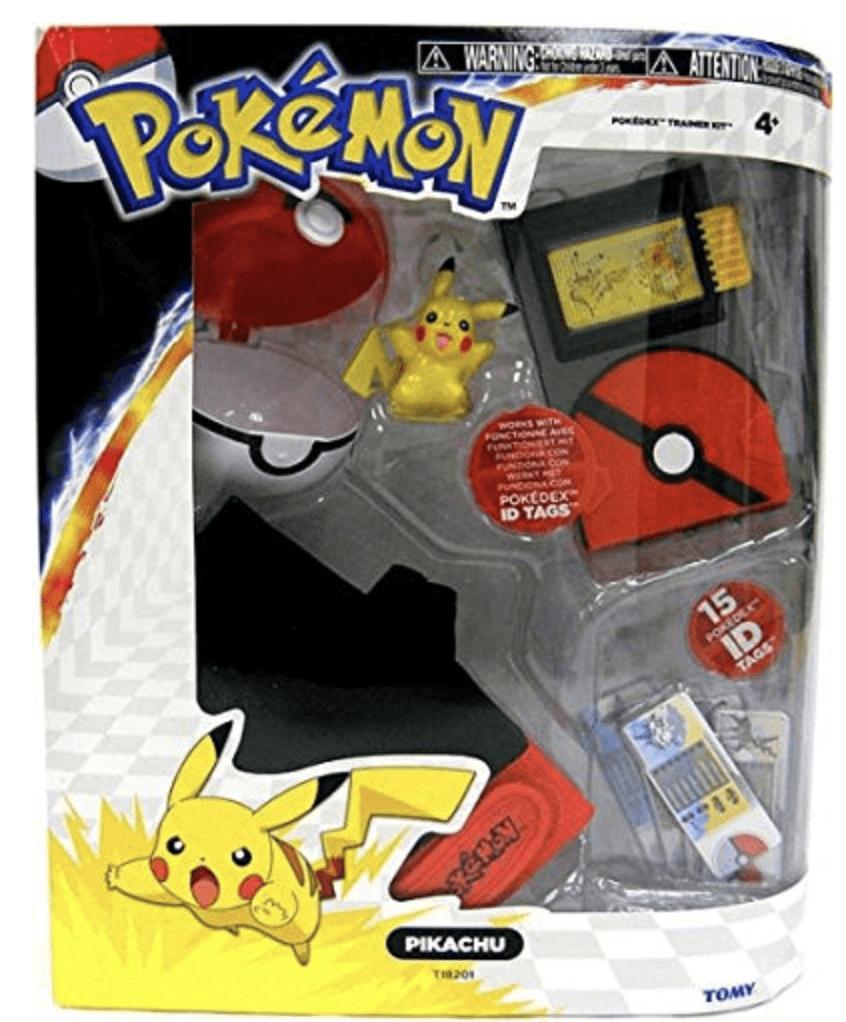 TOMY Pokémon Pokedex Trainer Kit