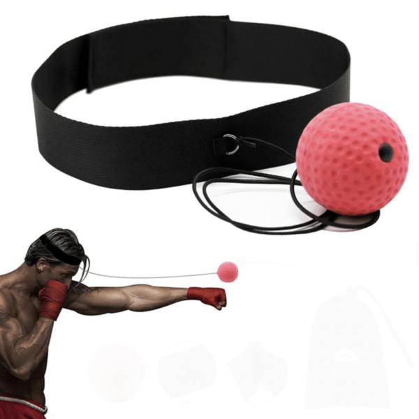 reflex ball boxing helper