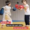 kids fight flex ball device