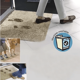 magic doormat dirt trapper technology