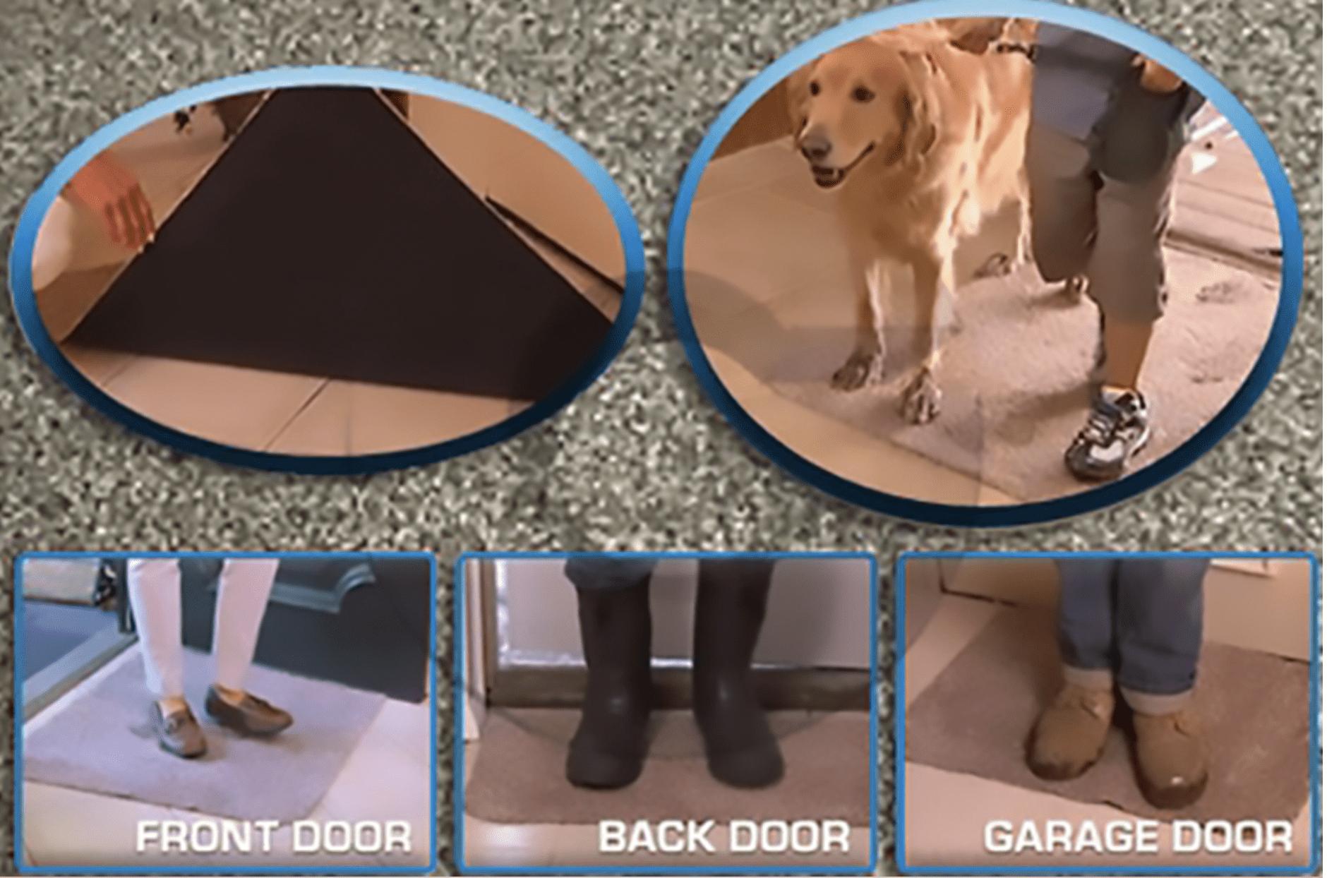 magic doormat advantages