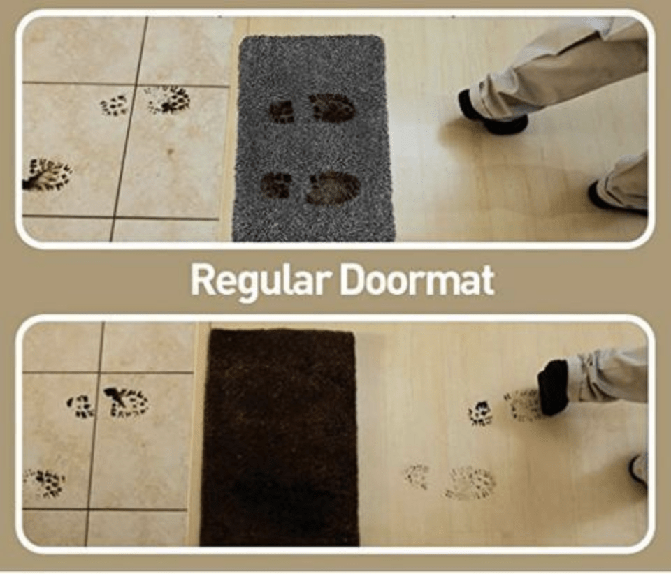 magic doormat