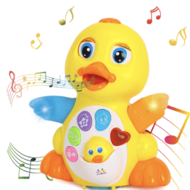 flappy music duck educational toy