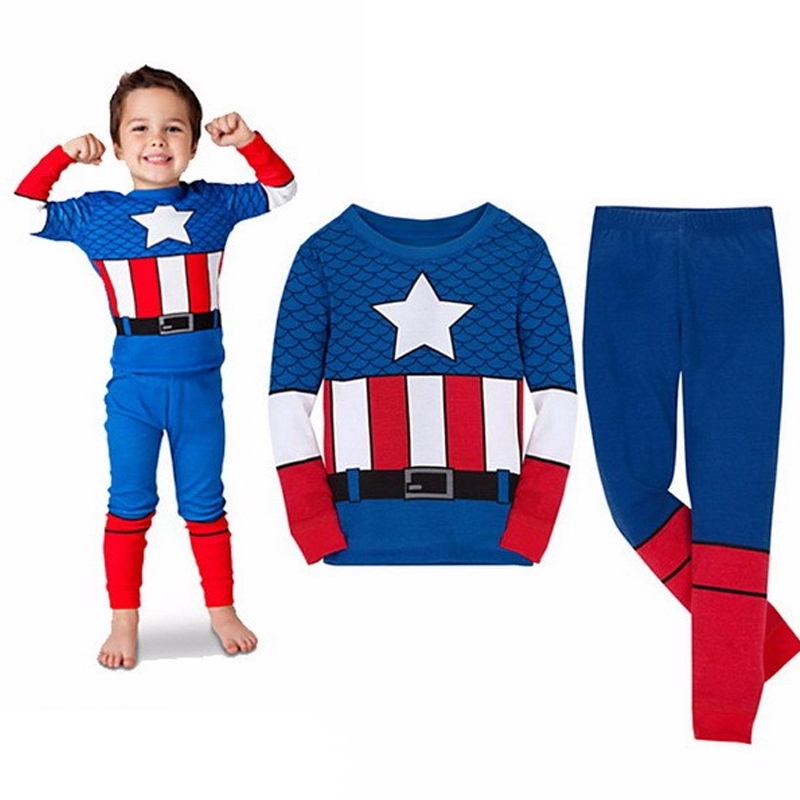 captain America halloween costume, Pajamas