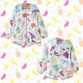 Happy Fruit Spring Jacket