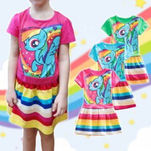 My Little Pony Summer Dress