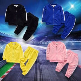 Zip Up Sports / Track Suit
