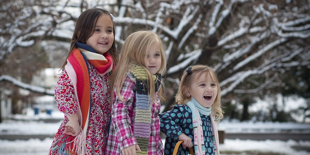 winter holidays with kids how to make them special