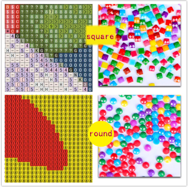 diy diamond painting wall art fun for kids family complete set with pen