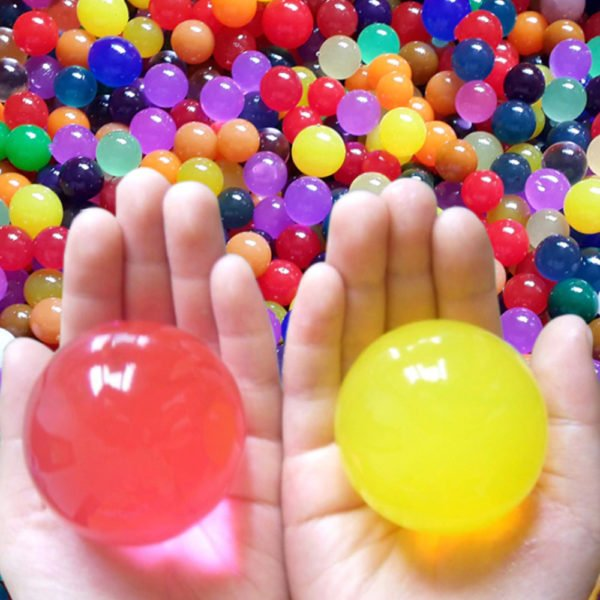 giant orbeez water beads 20inch 50cm planting decorate craft play