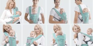 how to choose the right baby carrier for your baby