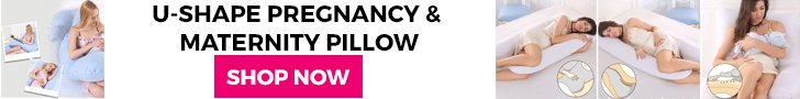 pregnancy maternity pillow banner