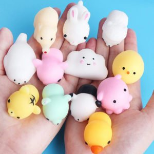 kawaii squishes squishy toys soft relaxing anti-stress stress reduce