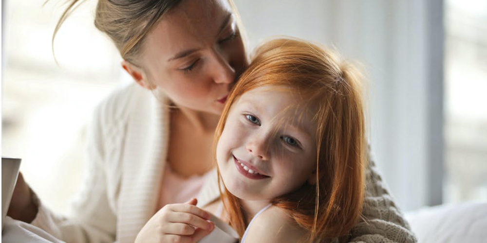 lovely mother and daughter parenting hacks