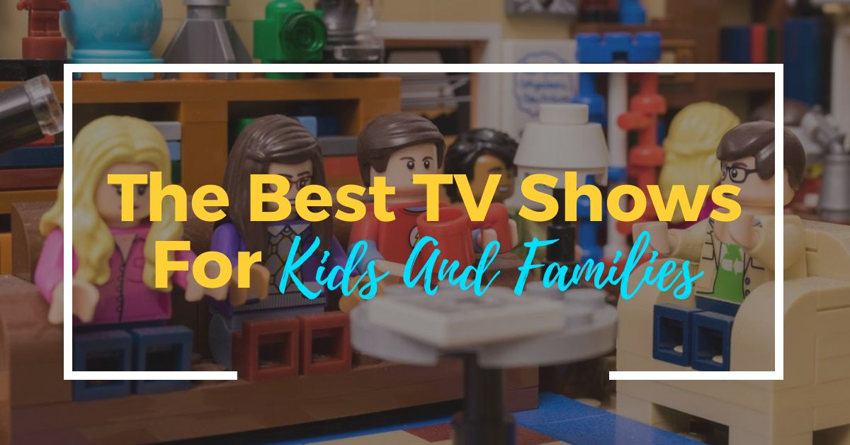 best tv shows for kids and families curated