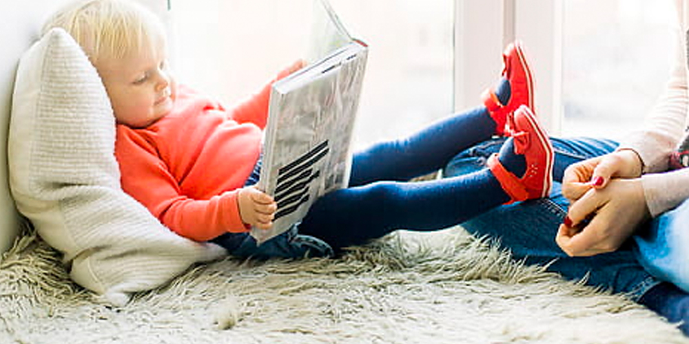 the importance of reading to your children early literacy