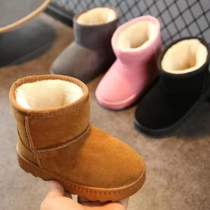 winter boots for kids toddlers children furry comfort and style